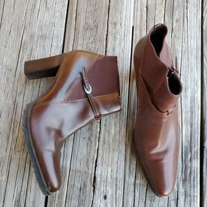 Franco Sarto Booties Size 9